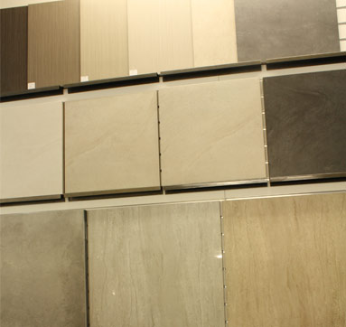 Stockists of Quantum ceramic and porcelain floor and wall tiles